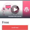 Free Tutorial - Learn How to Design Build a WordPress Website in 2020 Udemy