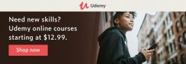 May Special Offers from Udemy